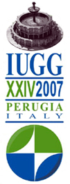 IUGG XXIV General Assembly Logo